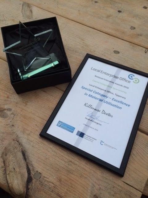 Local Enterprise Award for Beef Farming